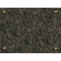 PLAQUES RECTANGLE GRANIT - 2