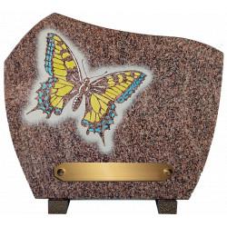 plaque granit