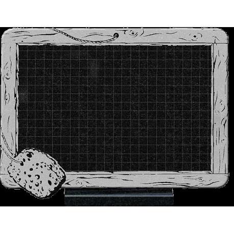 plaque granit en forme d 39 ardoise d 39 colier. Black Bedroom Furniture Sets. Home Design Ideas