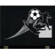 PLAQUE GRANIT FOOTBALL