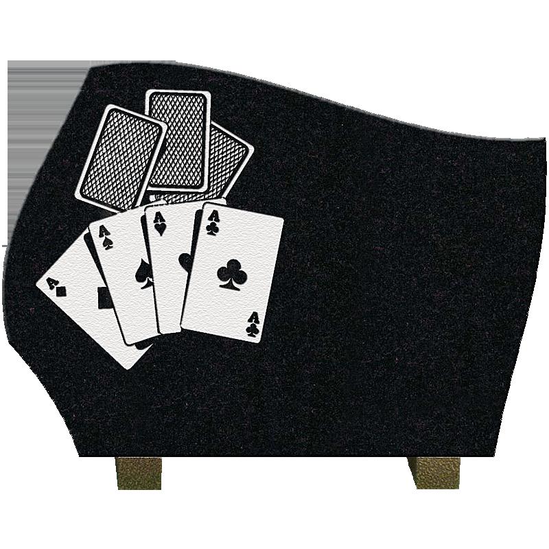 plaque granit jeu de carte. Black Bedroom Furniture Sets. Home Design Ideas