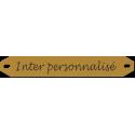 INTER A PERSONNALISER