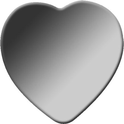 coeur image pleine