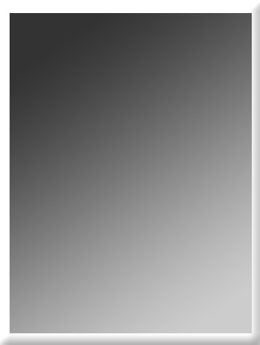 rectangle vertical bord blanc