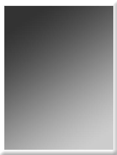 rectangle vertical bord blanc
